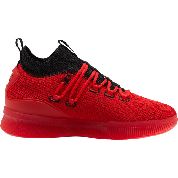 Clyde Court #REFORM Basketball Shoes, High Risk Red, large