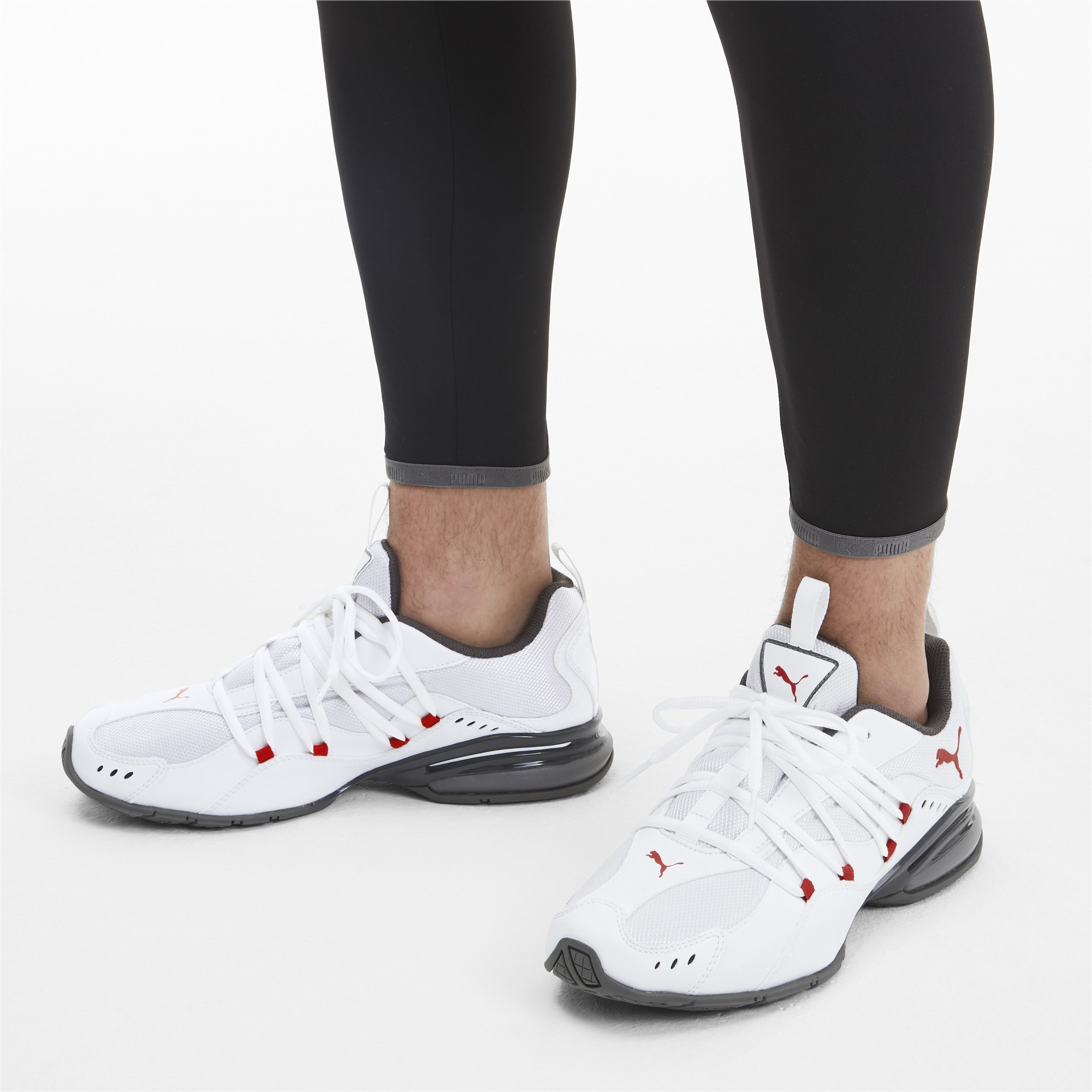 PUMA-Silverion-Men-s-Running-Shoes-Men-Shoe-Running thumbnail 4
