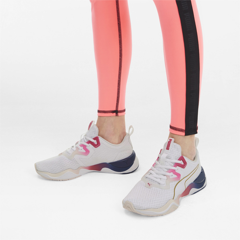 Image Puma Zone XT Sunset Women's Training Shoes #2