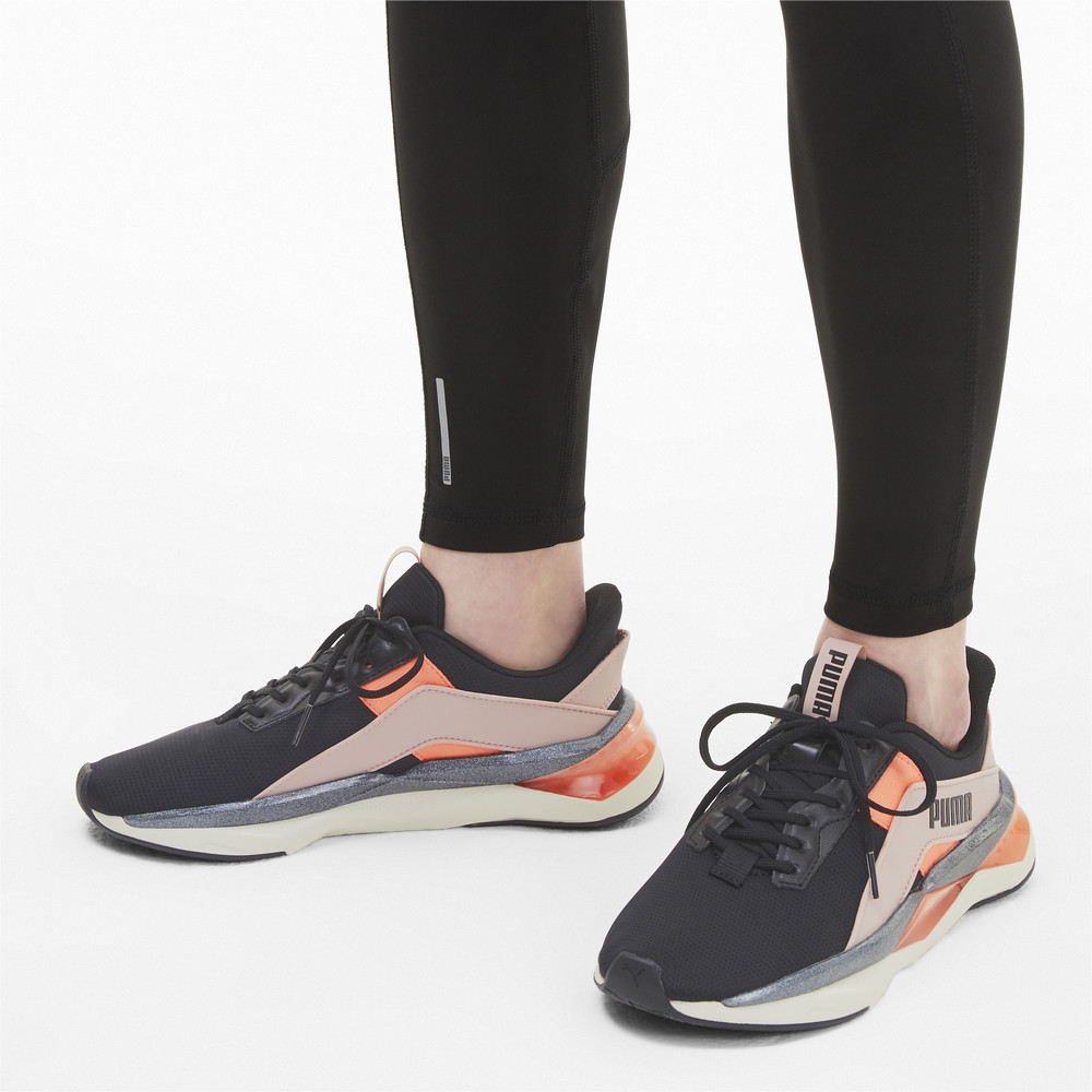 Image PUMA LQDCELL ShatterGeo Pearl Women's Training Shoes #2