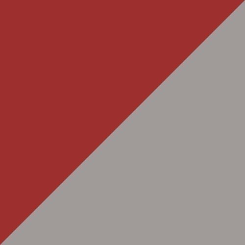 Gray Violet-High Risk Red