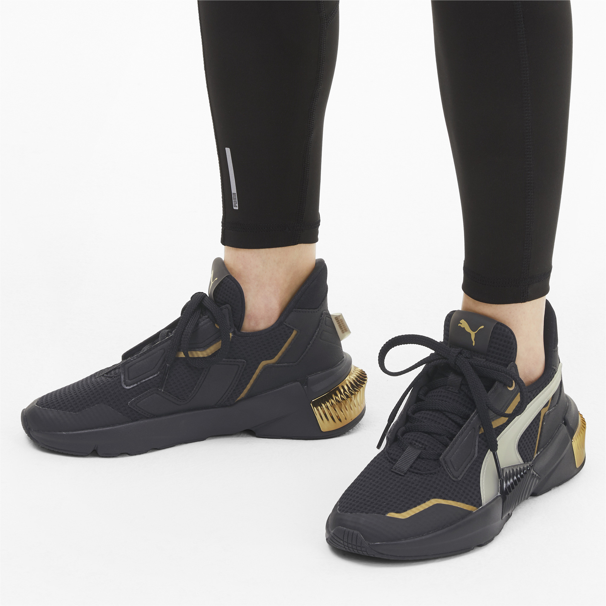Indexbild 10 - PUMA Provoke XT Damen Trainingsschuhe Frauen Stiefelette Training Neu
