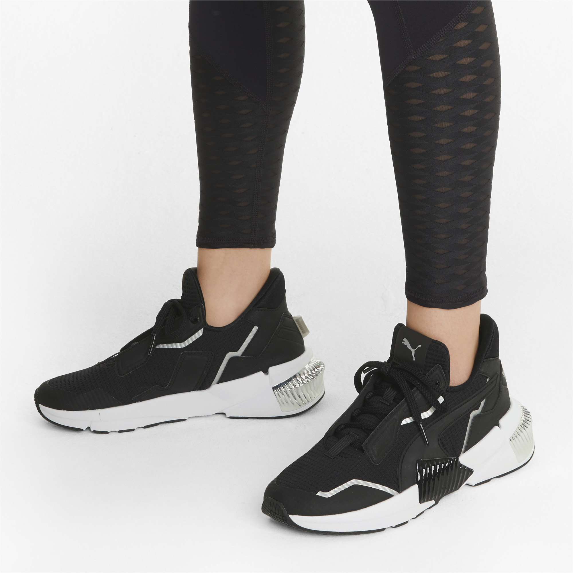 Indexbild 20 - PUMA Provoke XT Damen Trainingsschuhe Frauen Stiefelette Training Neu