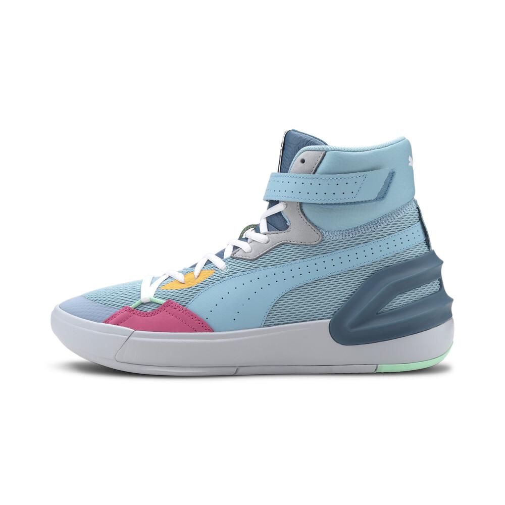 Image PUMA Sky Modern Easter Basketball Shoes #1