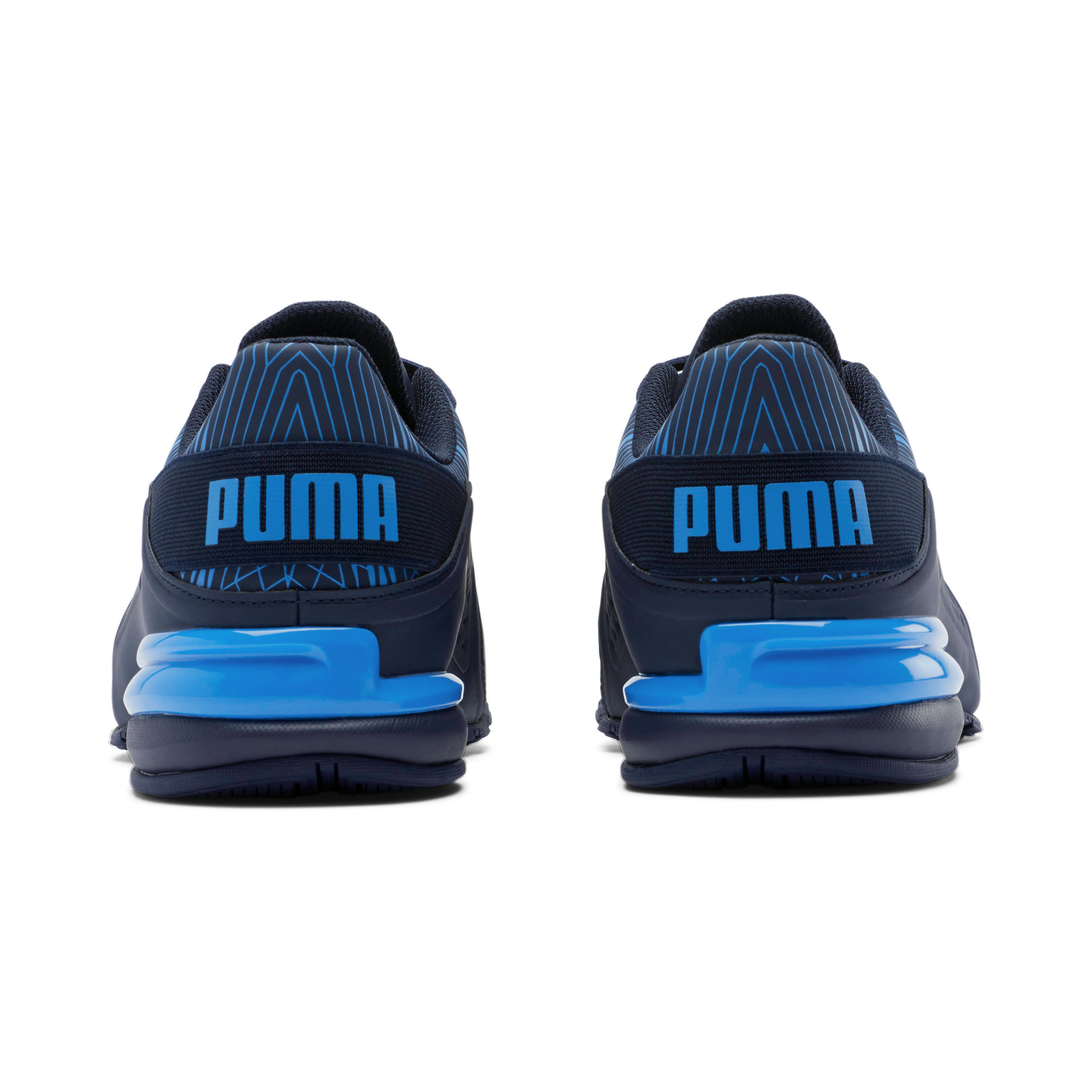 PUMA-Men-039-s-Viz-Runner-Graphic-Sneakers thumbnail 9