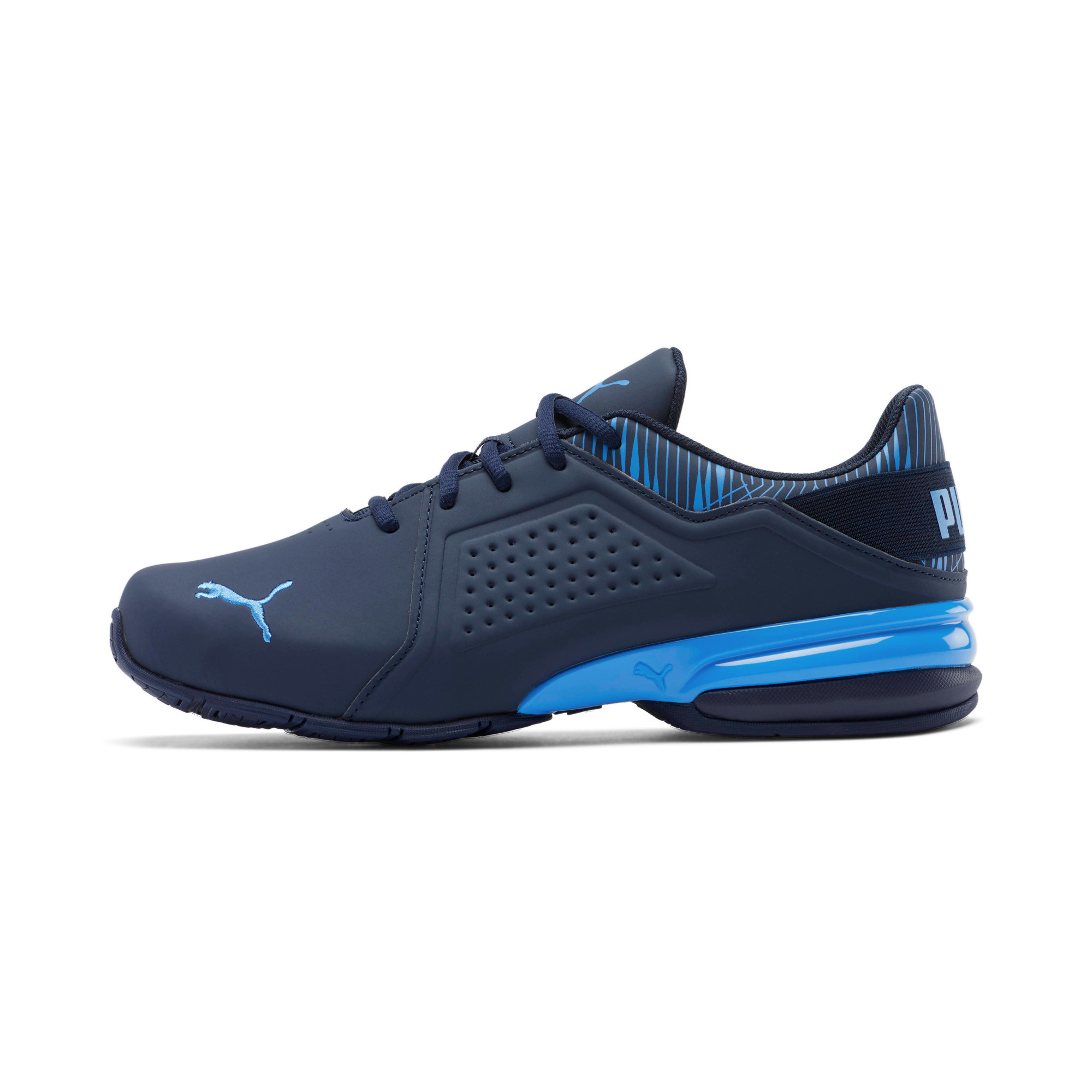 PUMA-Men-039-s-Viz-Runner-Graphic-Sneakers thumbnail 10