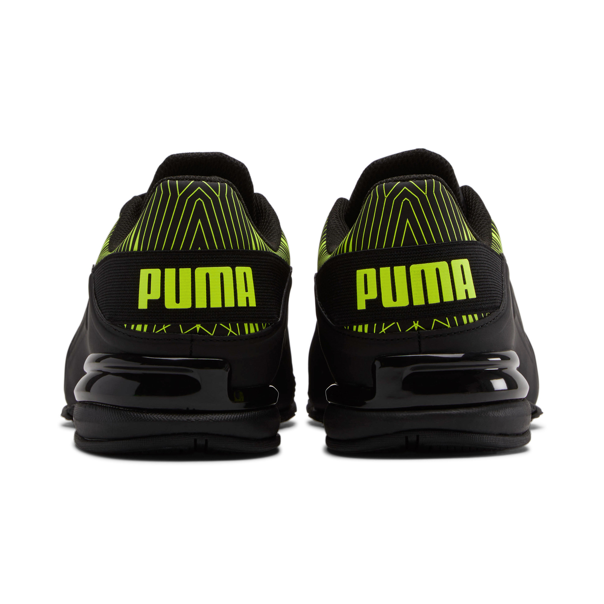 PUMA-Men-039-s-Viz-Runner-Graphic-Sneakers thumbnail 3
