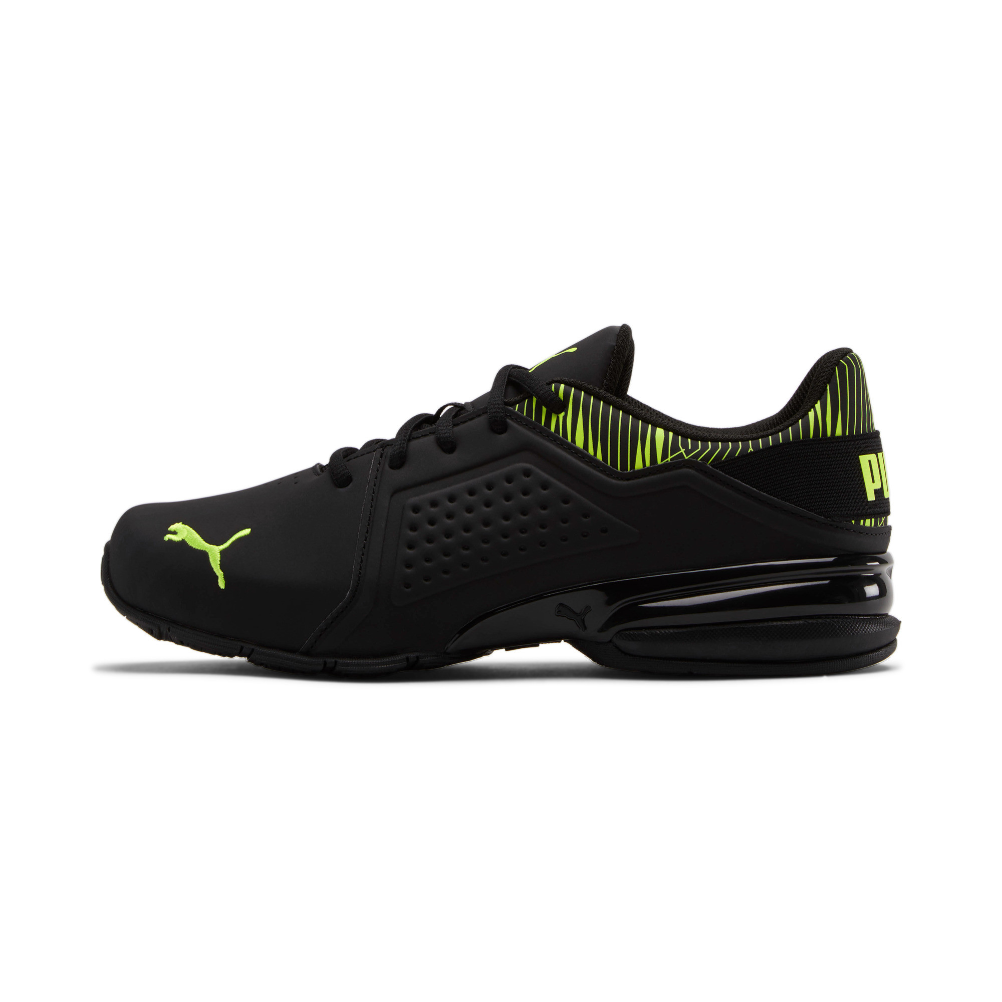 PUMA-Men-039-s-Viz-Runner-Graphic-Sneakers thumbnail 4