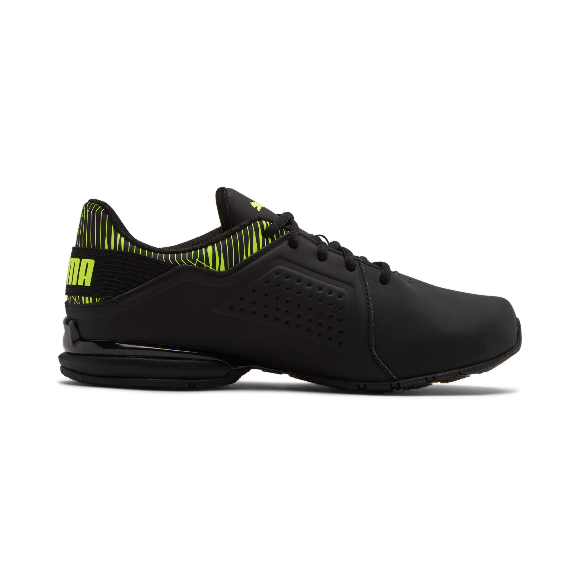 PUMA-Men-039-s-Viz-Runner-Graphic-Sneakers thumbnail 6