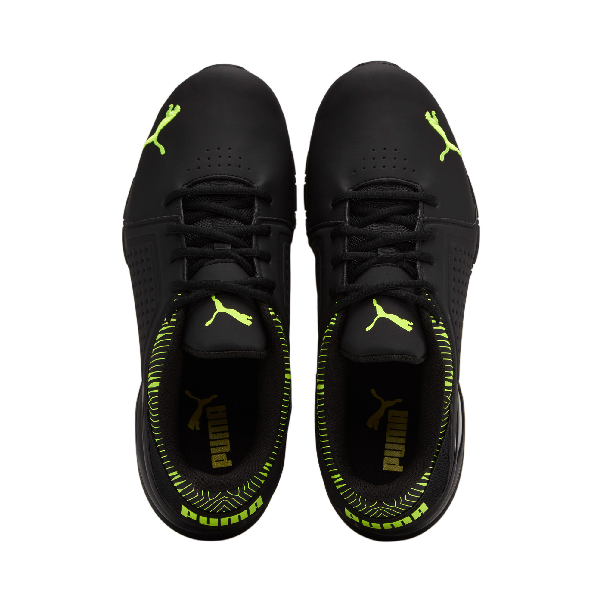 PUMA-Men-039-s-Viz-Runner-Graphic-Sneakers thumbnail 7