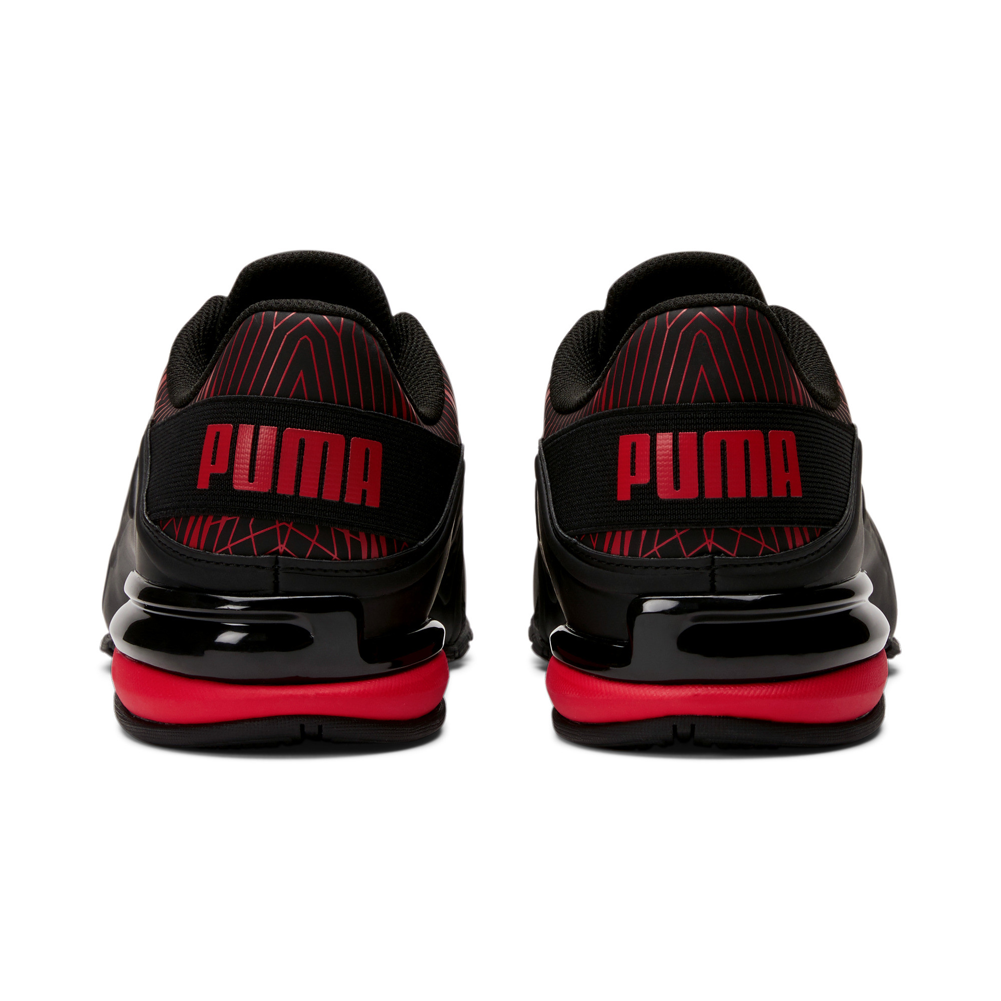 thumbnail 10 - PUMA Men's Viz Runner Graphic Sneakers