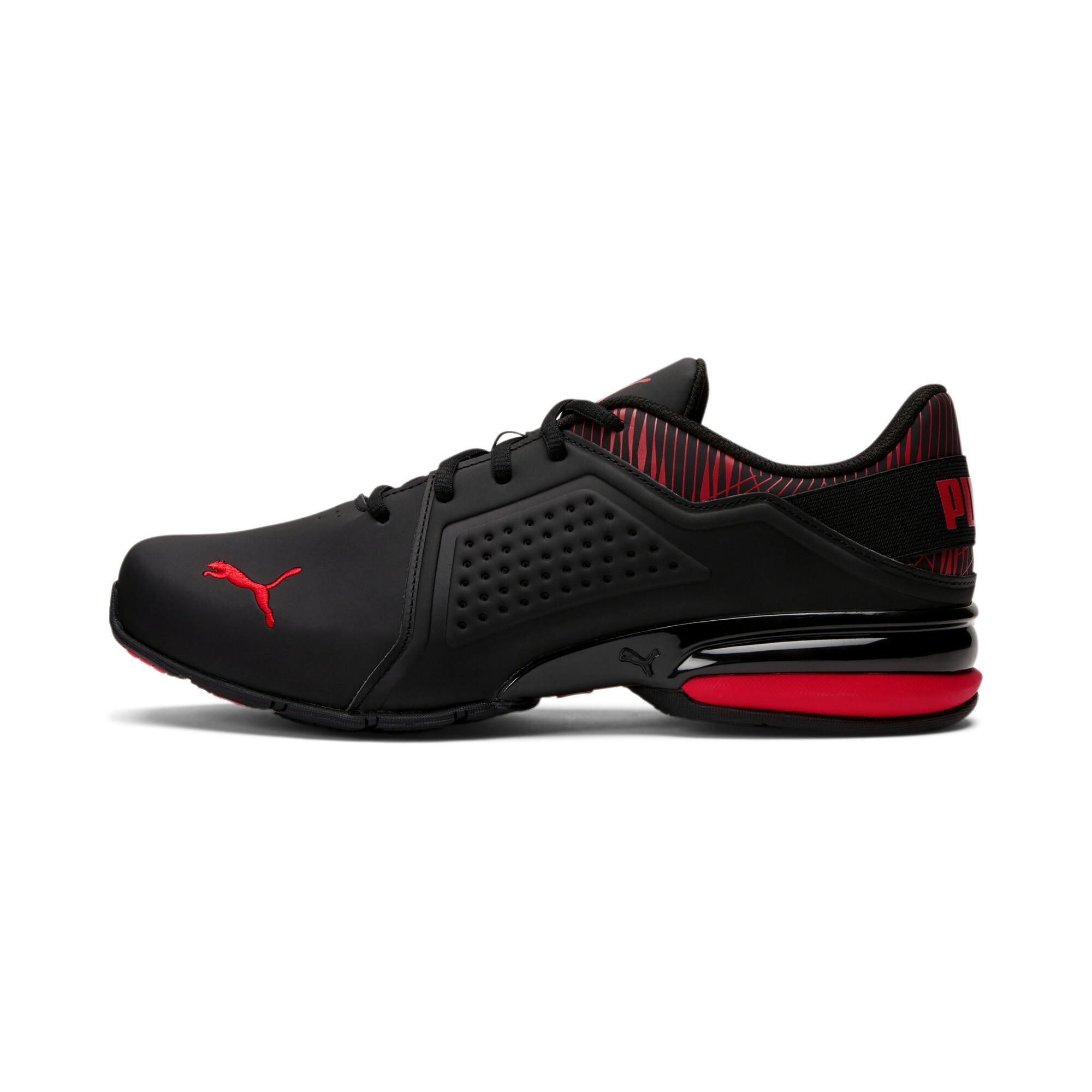 PUMA-Men-039-s-Viz-Runner-Graphic-Sneakers thumbnail 33