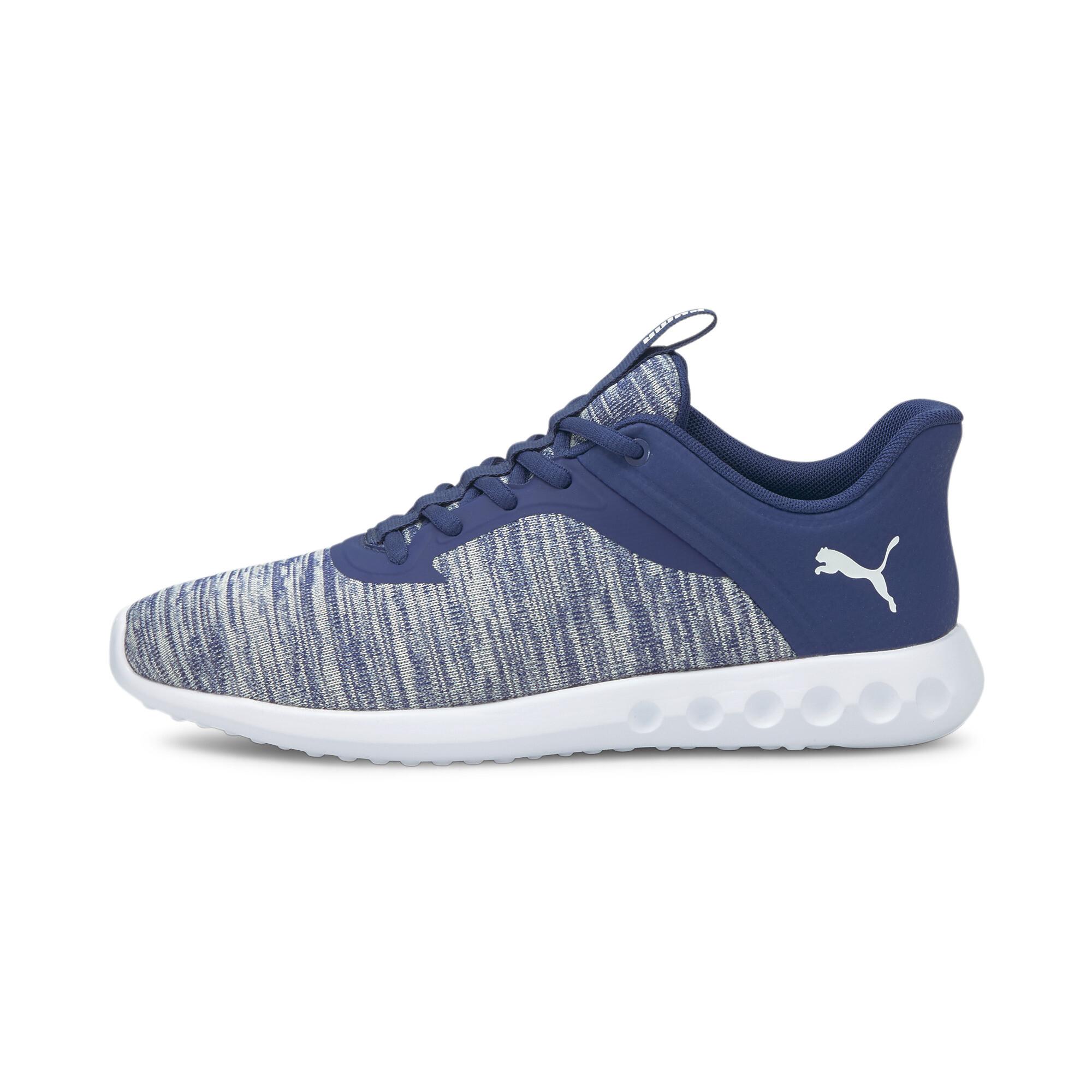 Elektro Blue-Puma White