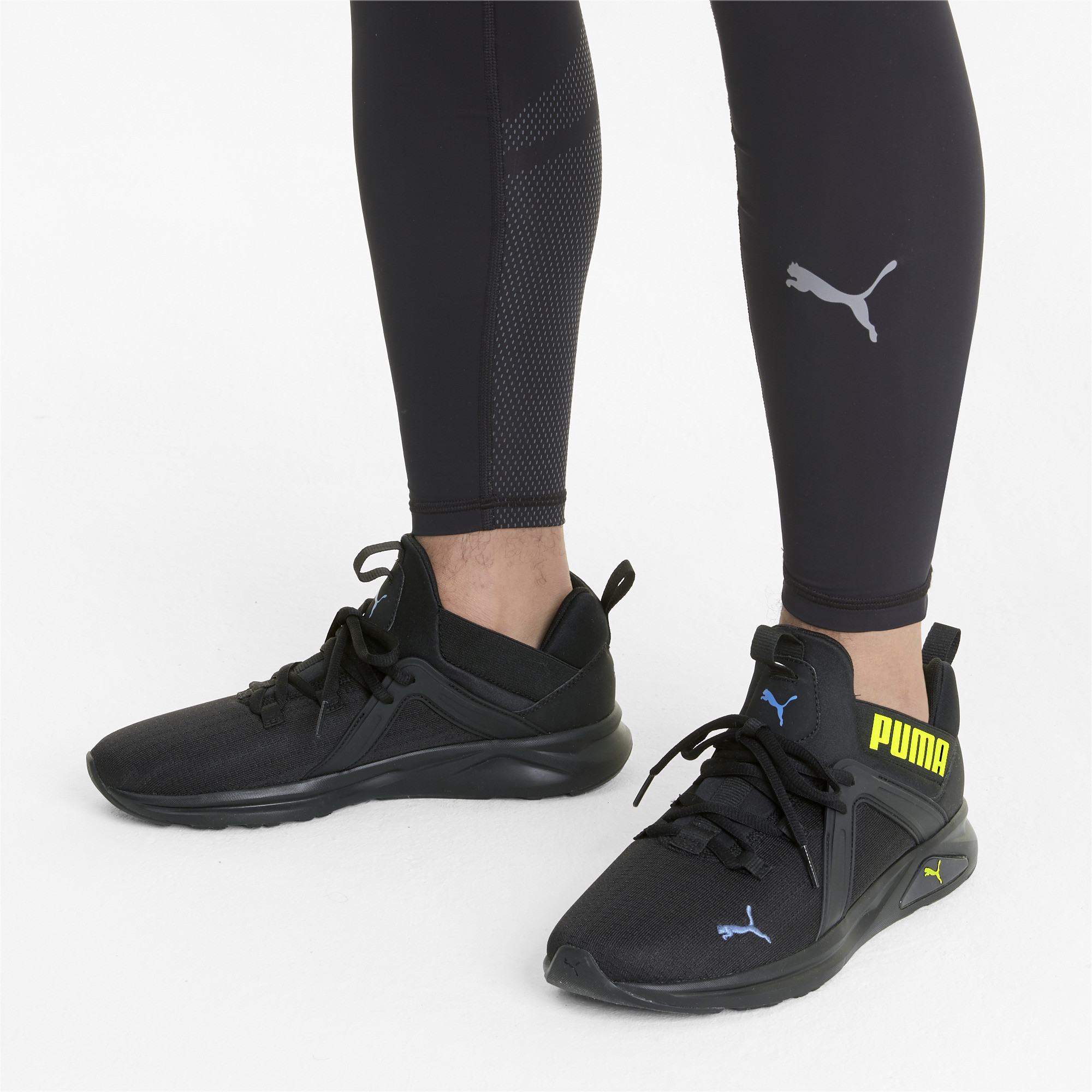 Details about PUMA Men's Enzo 2 Eco Running Shoes