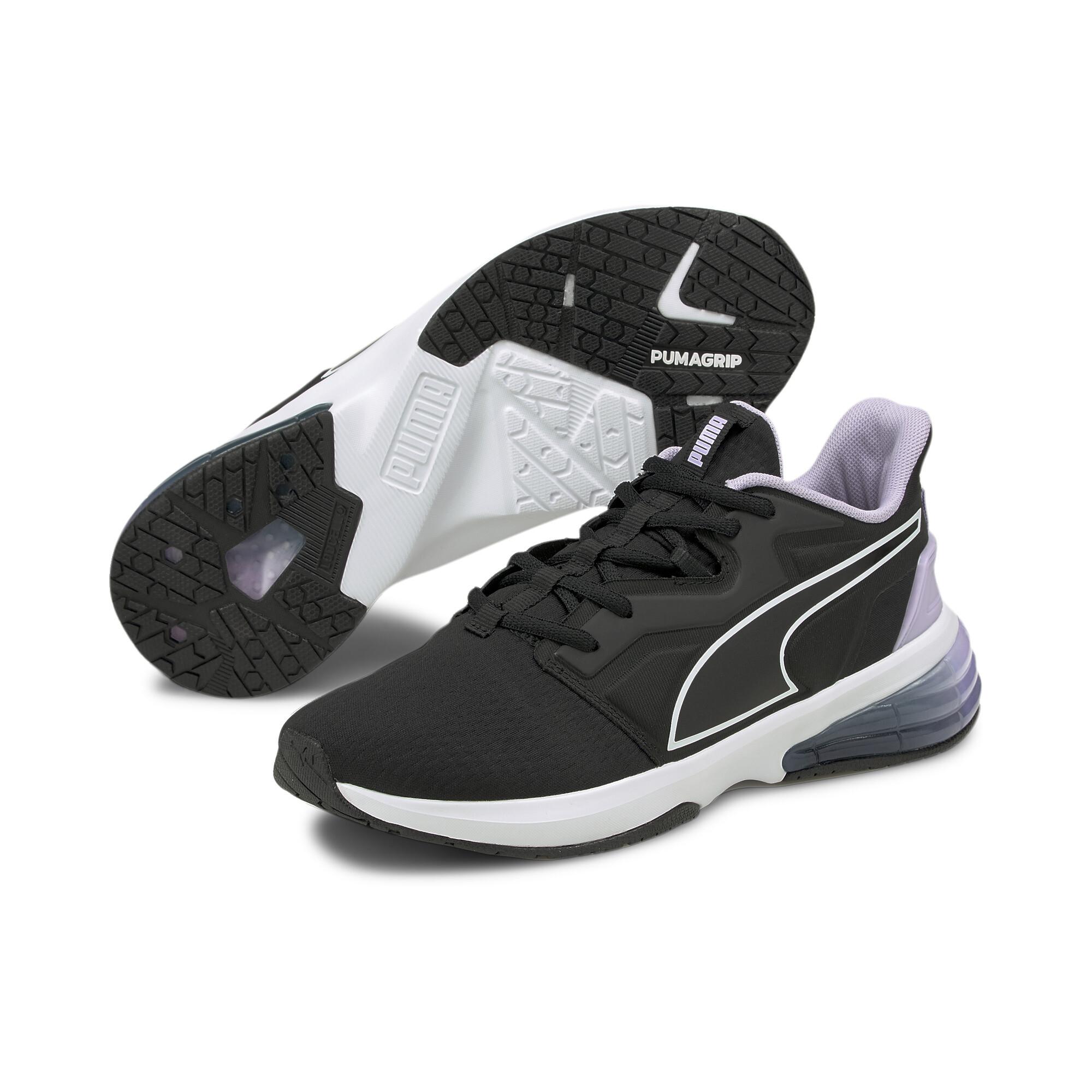 【プーマ公式通販】 プーマ LVL-UP XT ウィメンズ トレーニング シューズ ウィメンズ Puma Black-Light Lavender |PUMA.com