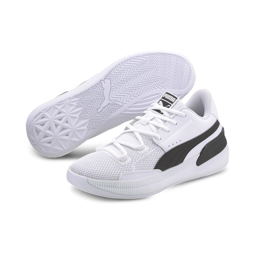 Image PUMA Clyde Hardwood Team Men's Basketball Shoes #2