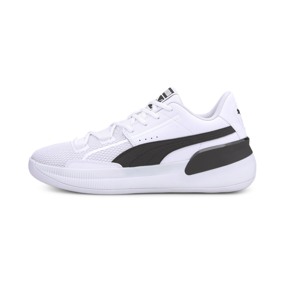 Image PUMA Clyde Hardwood Team Men's Basketball Shoes #1