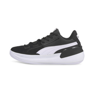 Image PUMA Clyde Hardwood Team Youth Basketball Shoes