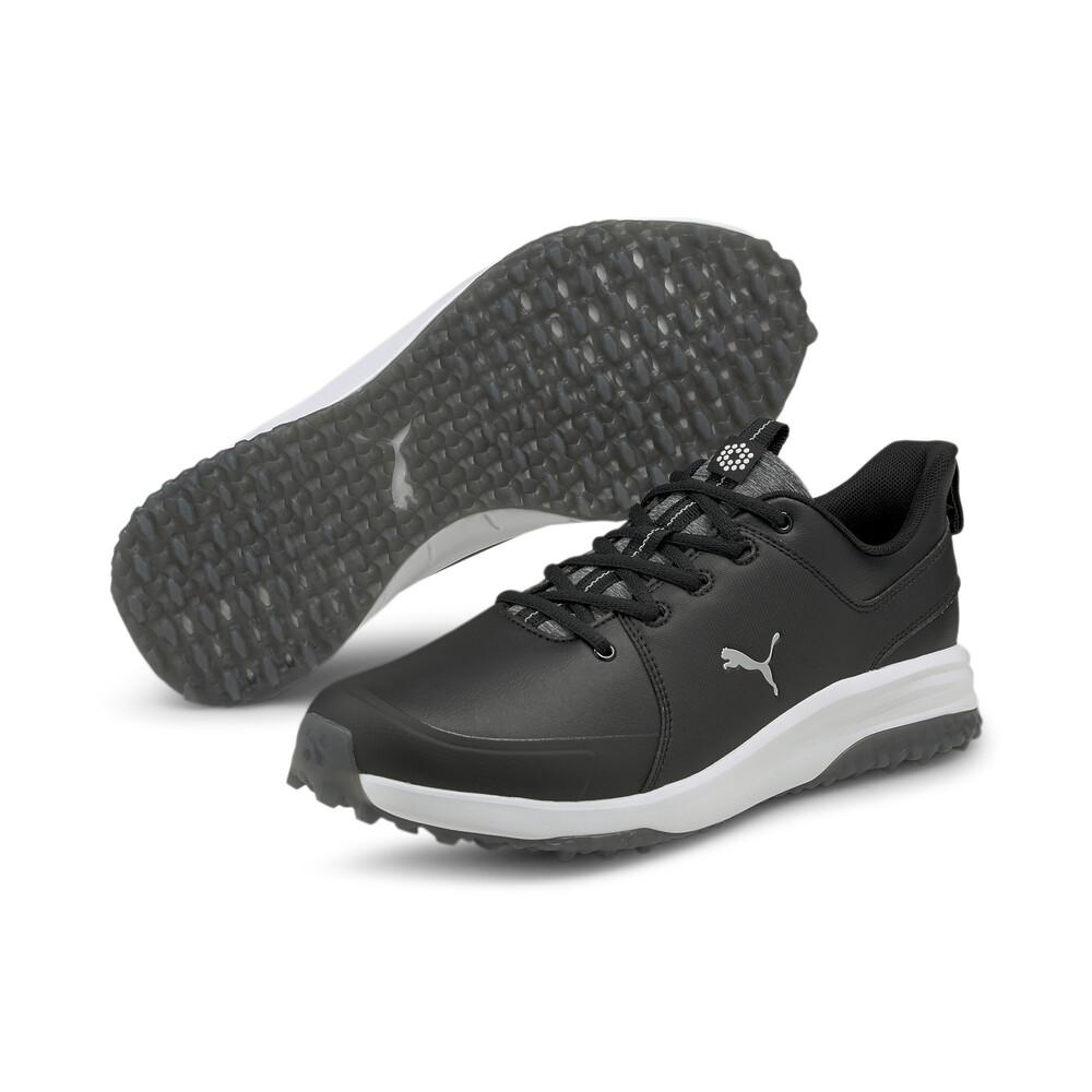 Image PUMA Grip Fusion Pro 3.0 Men's Golf Shoes #2