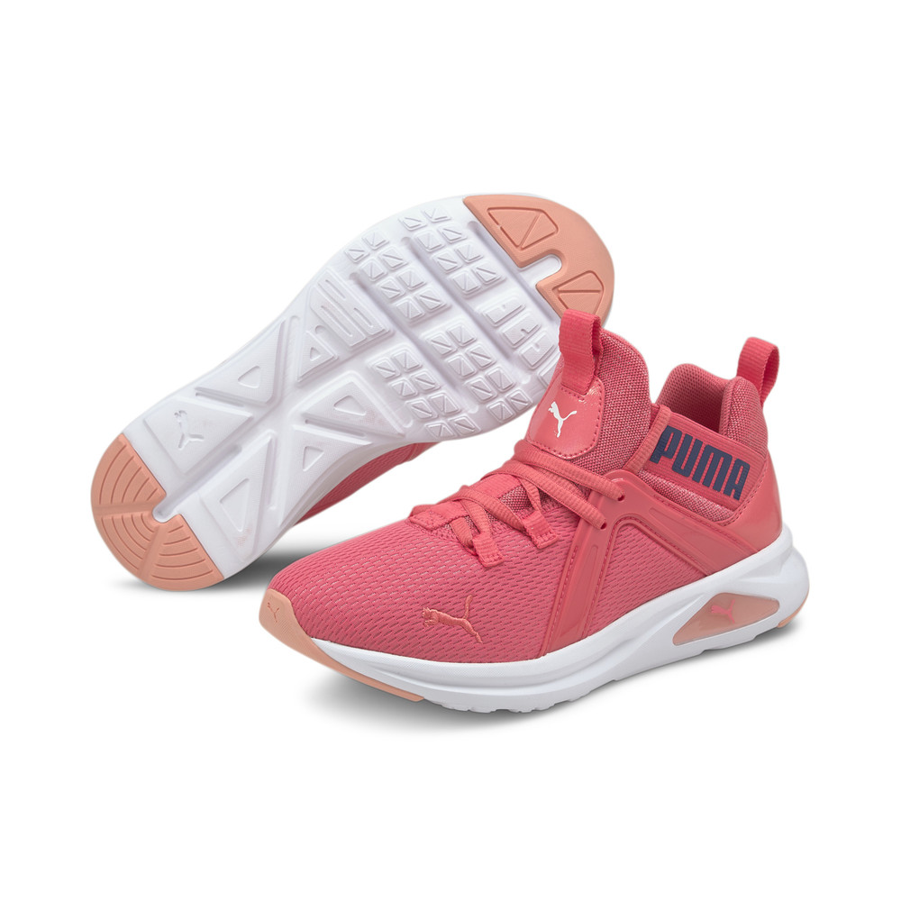 Image PUMA Enzo 2 Sparkle Youth Sneakers #2