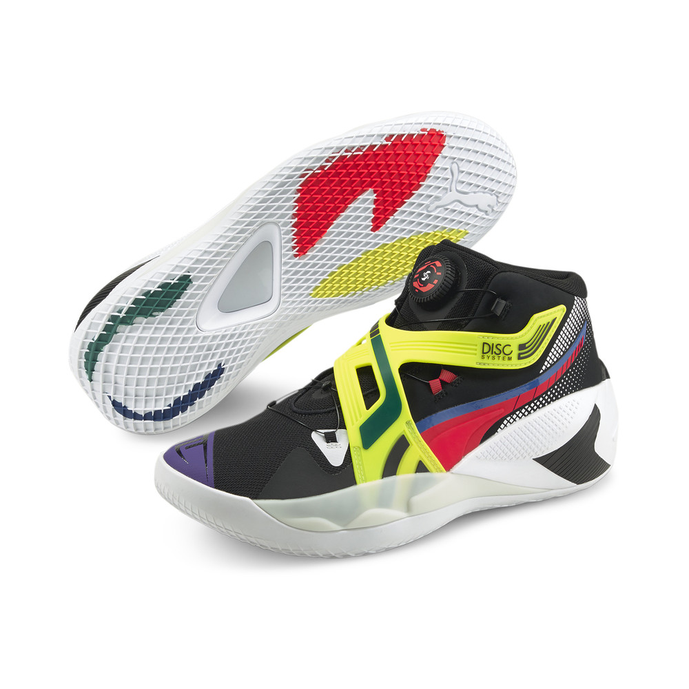 Image PUMA Disc Rebirth Basketball Shoes #2