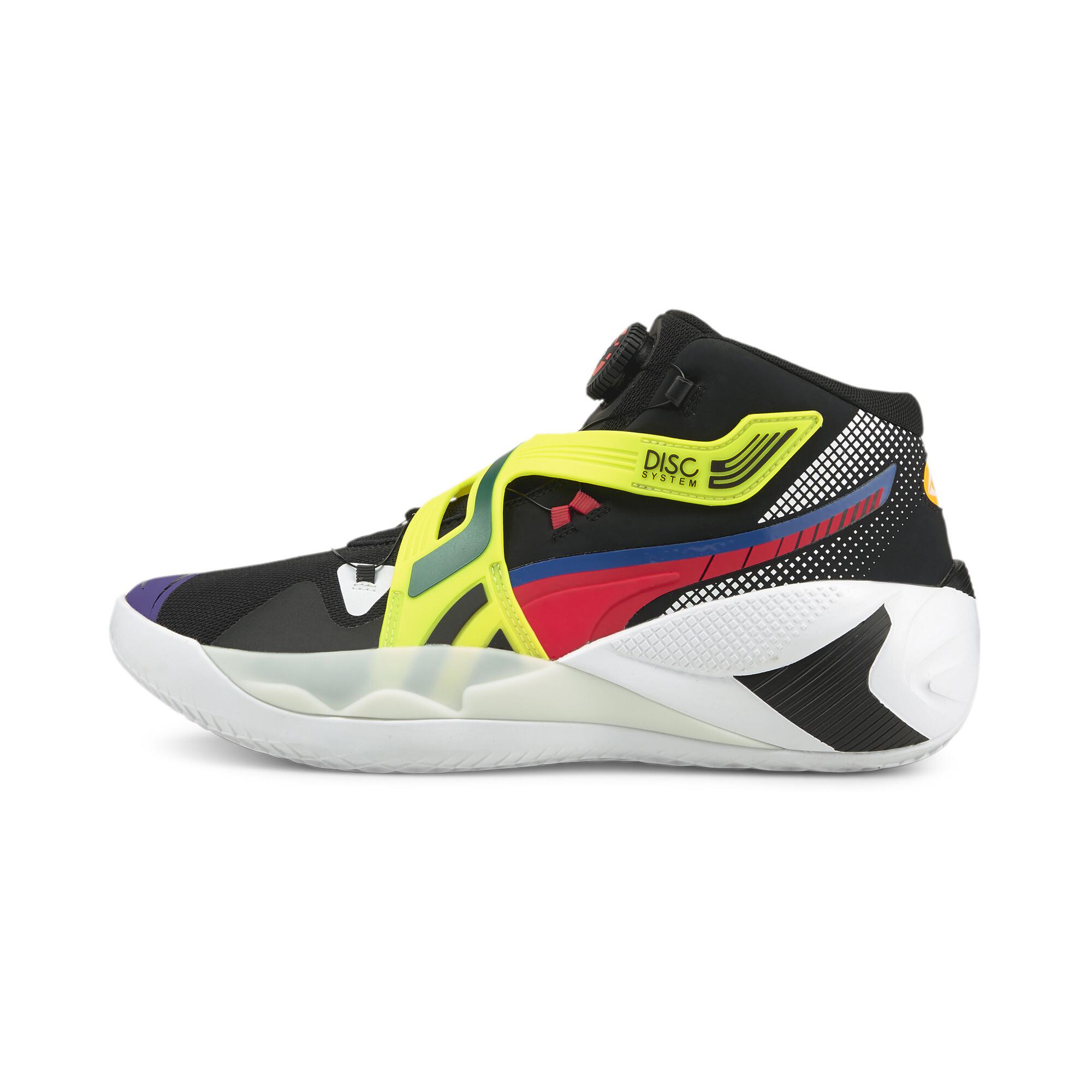 Disc Rebirth Basketball Shoes   All models   PUMA