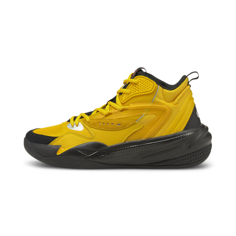 Image PUMA Dreamer 2 Mid Basketball Shoes #1