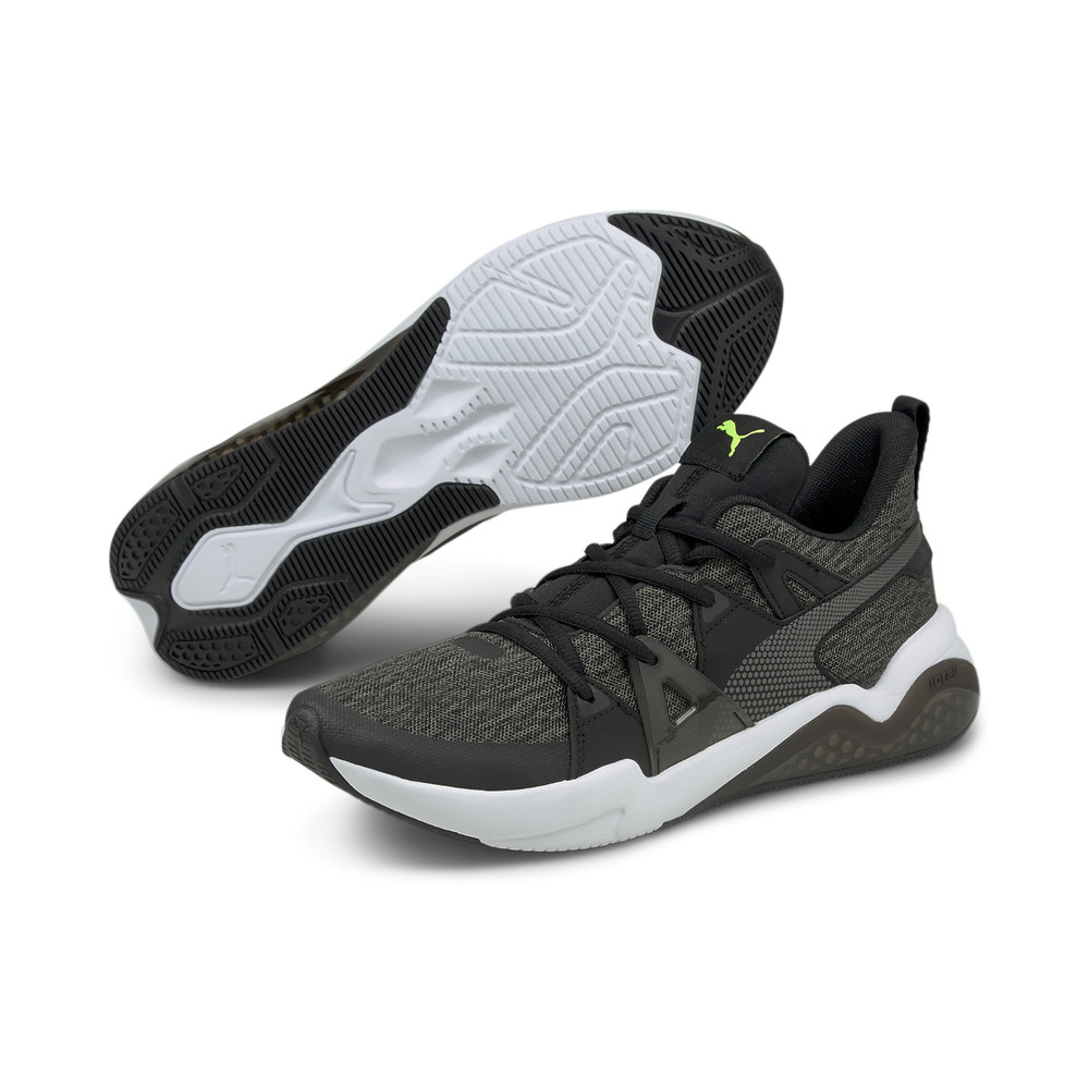 Image PUMA Cell Fraction Knit Men's Running Shoes #2