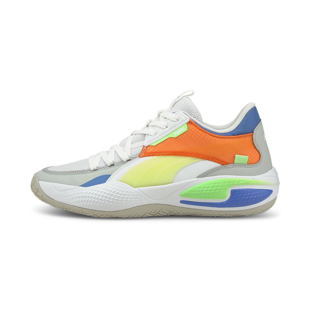Image PUMA Court Rider Twofold Basketball Shoes #1