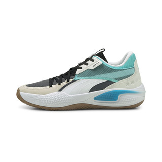 Image PUMA Court Rider Summer Days Basketball Shoes