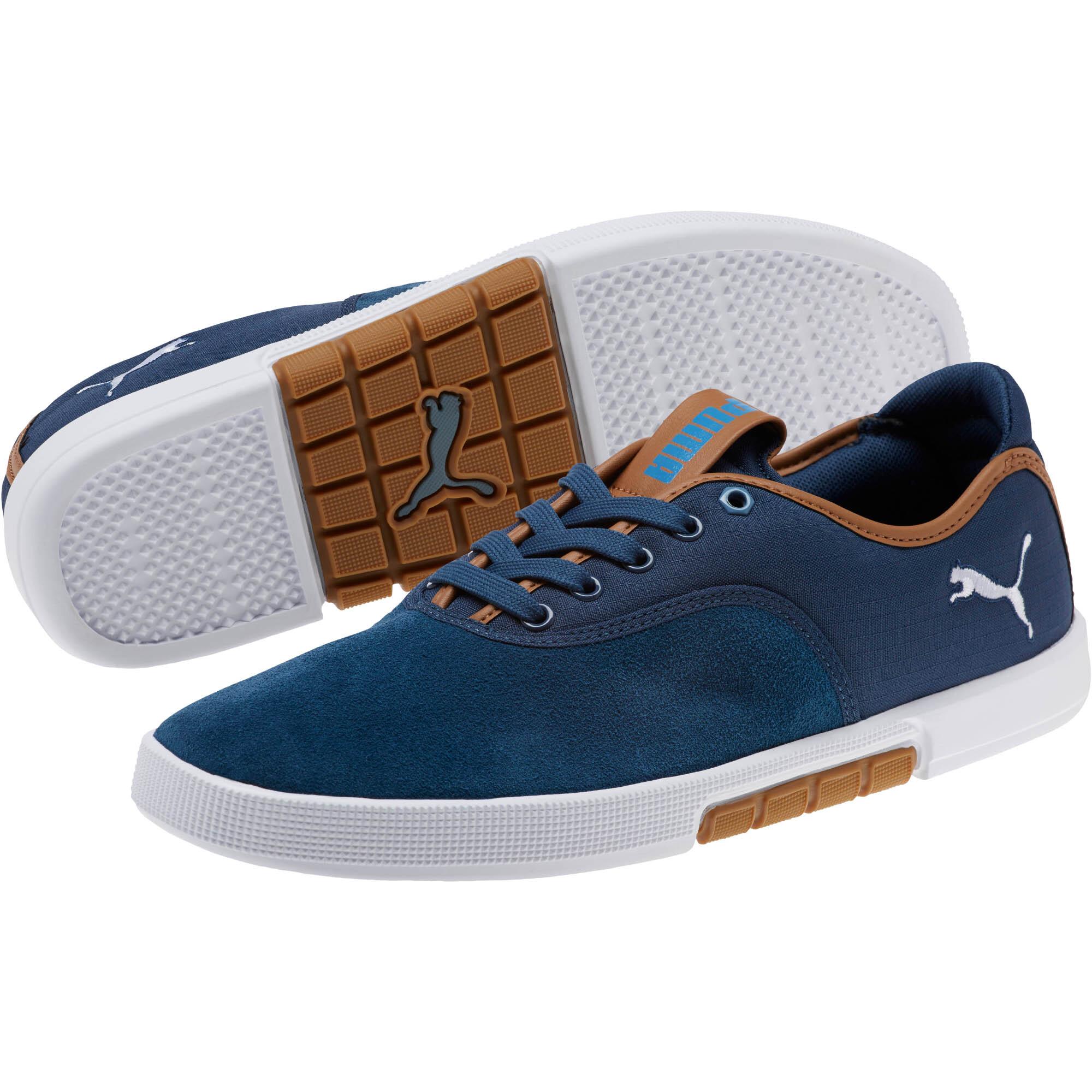 PUMA-Funist-Lo-MU-Men-039-s-Sneakers-Men-Shoe-Evolution thumbnail 14