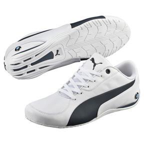 Thumbnail 2 of BMW M Drift Cat 5 Men's Shoes, Puma White-Team Blue, medium