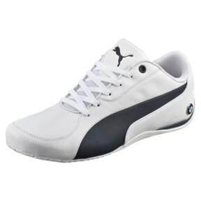 Thumbnail 1 of BMW M Drift Cat 5 Men's Shoes, Puma White-Team Blue, medium