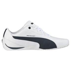 Thumbnail 3 of BMW M Drift Cat 5 Men's Shoes, Puma White-Team Blue, medium