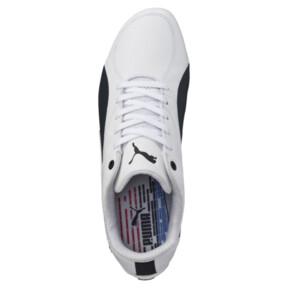 Thumbnail 5 of BMW M Drift Cat 5 Men's Shoes, Puma White-Team Blue, medium