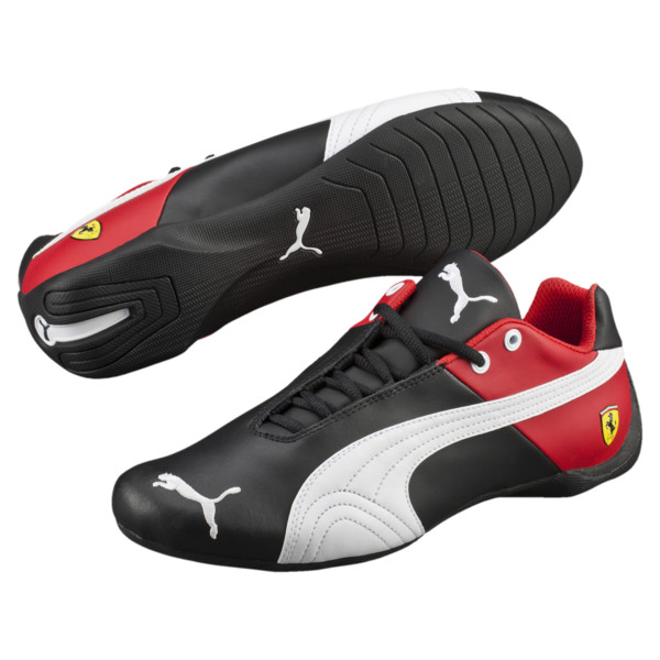0489c292d4f Ferrari Future Cat OG Trainers, Puma Black-Puma White, large. ‹ ›