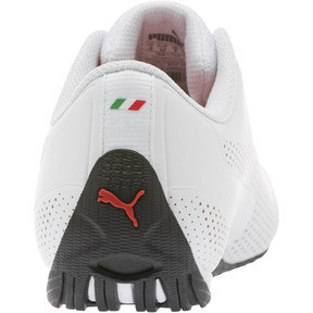 Thumbnail 4 of Scuderia Ferrari Drift Cat 5 Ultra Shoes, Puma White-Rosso Corsa-Black, medium