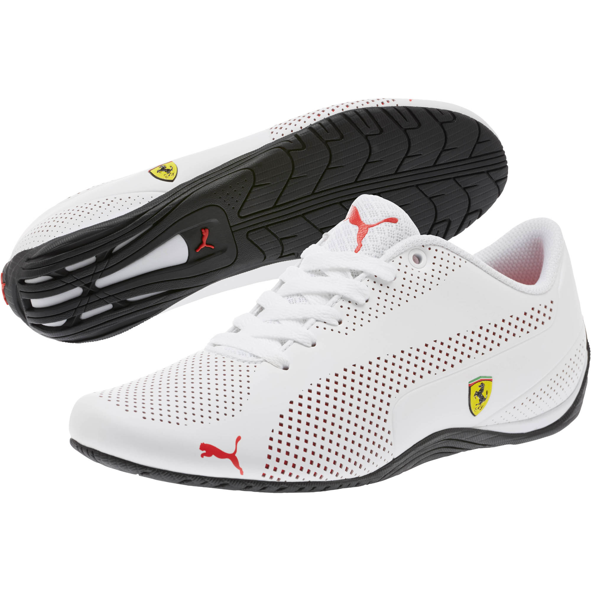 Scuderia Ferrari Drift Cat 5 Ultra Shoes