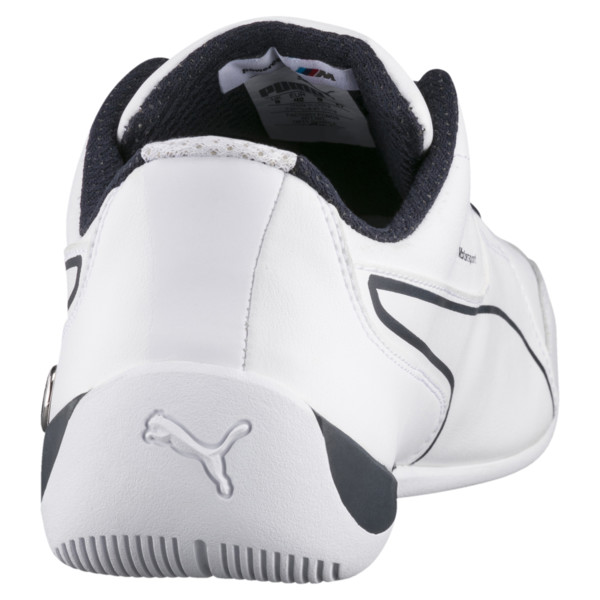 BMW Motorsport Drift Cat 7 Sneakers, Puma White-Team Blue-PumaWht, large