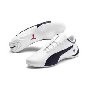 Thumbnail 2 of BMW Motorsport Future Cat Trainers, Puma White-Team Blue-2, medium