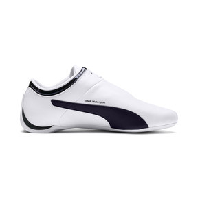 Thumbnail 5 of BMW Motorsport Future Cat Trainers, Puma White-Team Blue-2, medium