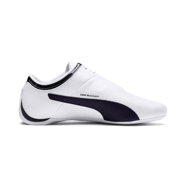 Кроссовки BMW MS Future Cat, Puma White-Team Blue-2, large