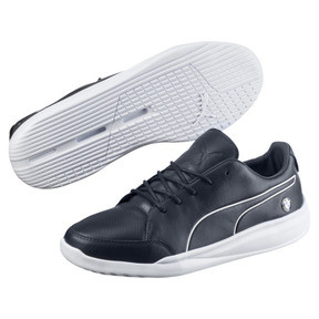 Thumbnail 2 of BMW Motorsport Casual Men's Trainers, Team Blue-Puma White, medium
