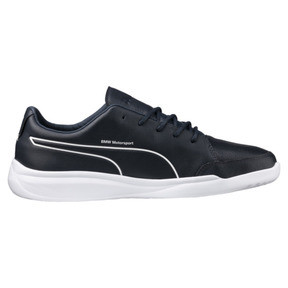 Thumbnail 3 of BMW Motorsport Casual Men's Trainers, Team Blue-Puma White, medium