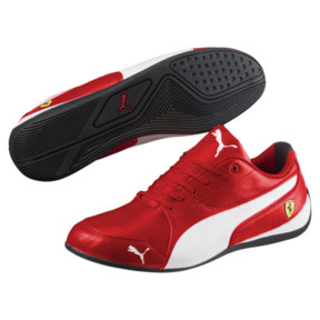 Thumbnail 2 of Scuderia Ferrari Drift Cat 7 Shoes, Rosso Corsa-Puma White-Black, medium