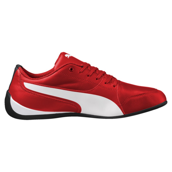 Scuderia Ferrari Drift Cat 7 Shoes, Rosso Corsa-Puma White-Black, large
