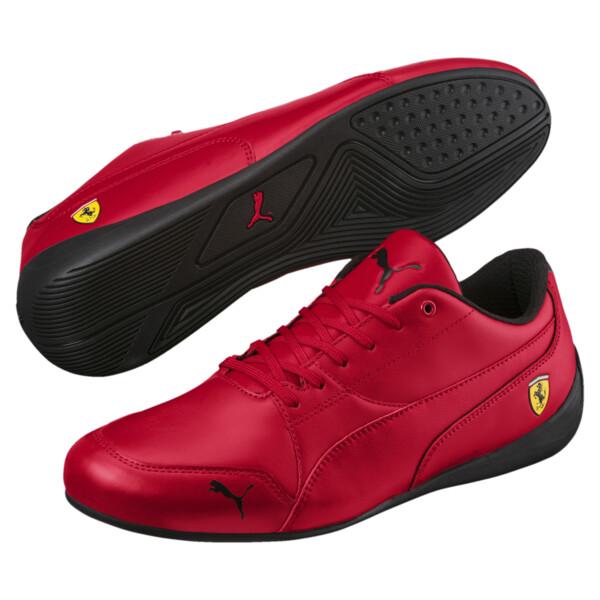 Ferrari Drift Cat 7 Trainers, Rosso Corsa-Rosso Corsa, large