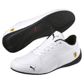 Thumbnail 2 of Ferrari Drift Cat 7 Trainers, Puma White-Puma White, medium