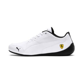 Thumbnail 1 of Ferrari Drift Cat 7 Trainers, Puma White-Puma White, medium