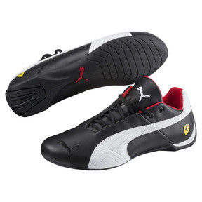 Thumbnail 2 of Ferrari Future Cat OG Trainers, Black-White-Black, medium